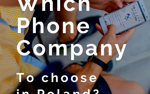 Which phone company to choose in Poland - RentFlatPOLAND