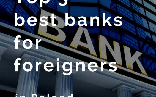Top 3 best banks in Poland rentflatpoland