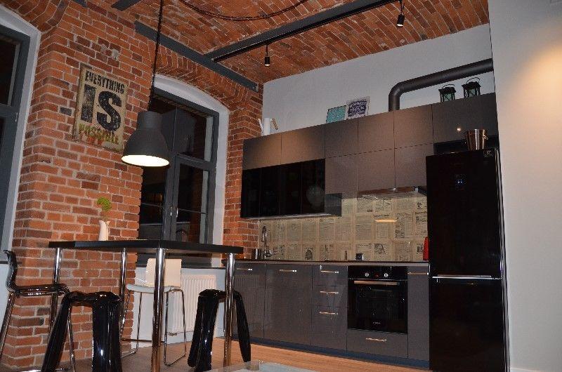 Beautiful loft in the center of wroclaw with underground garage - Loft houses with underground garage ...